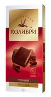 Шоколад Солнечный Колибри темный