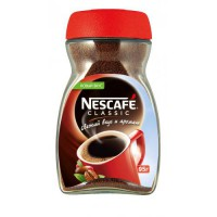 Nescafe classic в банке