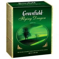 Greenfield зеленый
