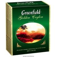 Greenfield черный